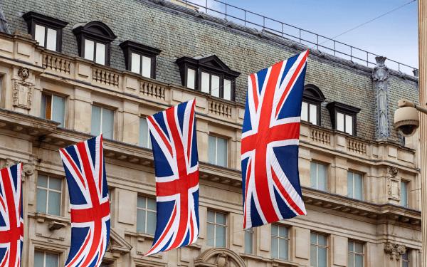 registruoti prekių ženklą Didžiojoje Britanijoje