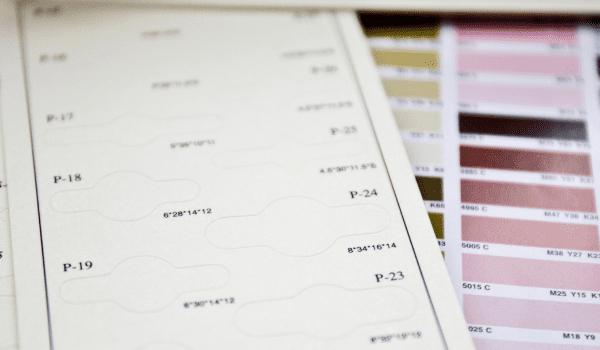 Išskirtinė spalva gali būti prekių ženklas